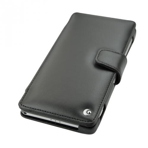 Housse cuir Sony Xperia Z2