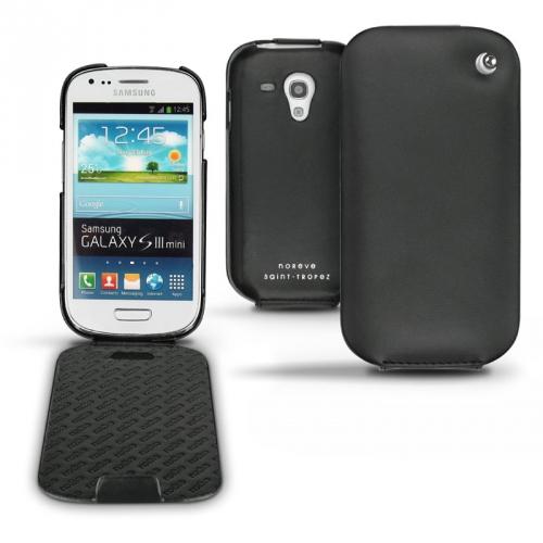 Samsung GT-i8190 Galaxy S III mini  leather case