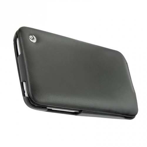 Oppo Find 7  leather case