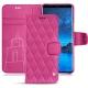 Funda de piel Samsung Galaxy S9 - Rose BB - Couture