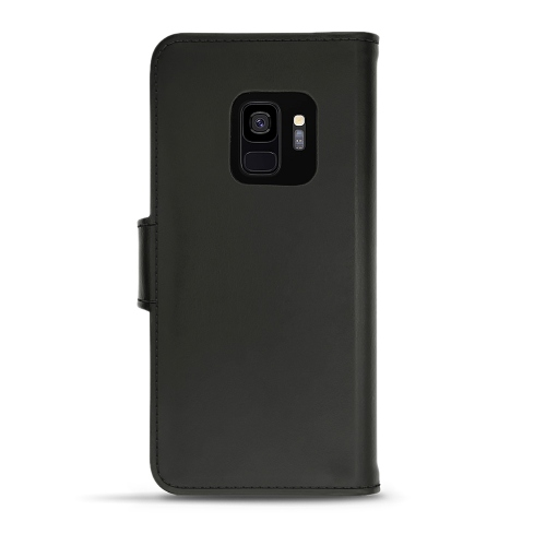 Samsung Galaxy S9 leather case