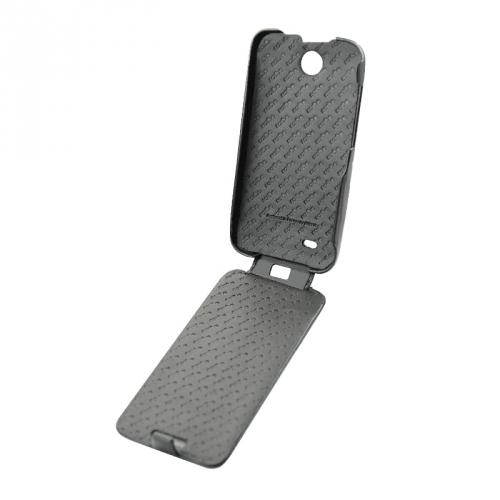 Housse cuir HTC Desire 300