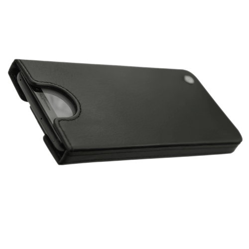 Samsung Galaxy S9 leather pouch