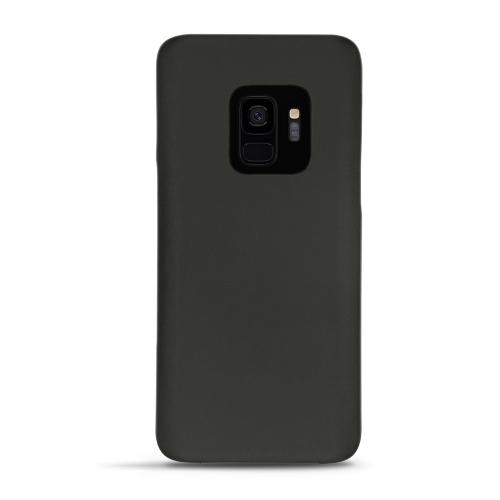 Coque de dos en cuir Samsung Galaxy S9
