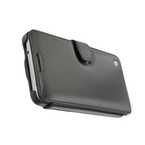 Housse cuir Huawei Ascend Mate 2