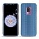 Coque cuir Samsung Galaxy S9+ - Abaca ishia