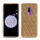 Samsung Galaxy S9+ leather cover - Sable vintage - Couture