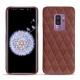 Coque cuir Samsung Galaxy S9+ - Passion vintage - Couture