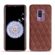 Samsung Galaxy S9+ leather cover - Passion vintage - Couture