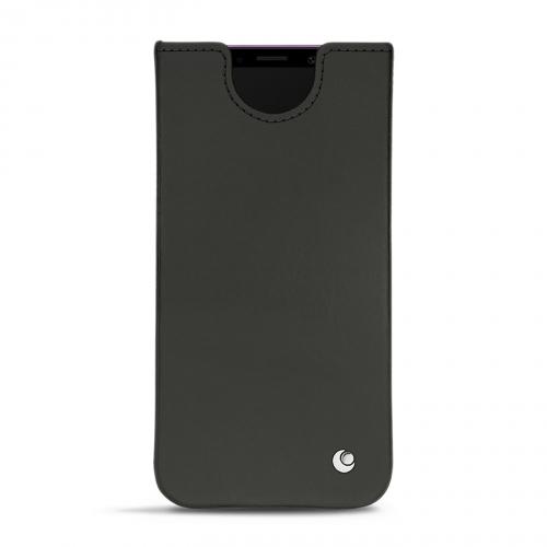 硬质真皮保护套 Samsung Galaxy S9+ - Noir ( Nappa - Black )
