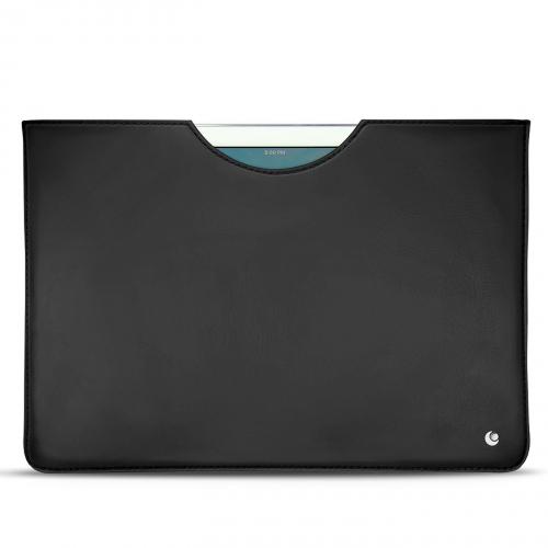 "Pochette cuir Apple iPad 9.7"" (2017) - Noir ( Nappa - Black )"