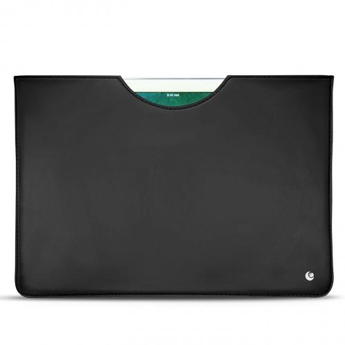 "Pochette cuir Apple iPad 9.7"" (2018) - Noir ( Nappa - Black )"