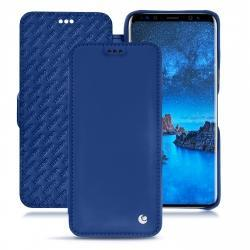 Samsung Galaxy S9 leather case
