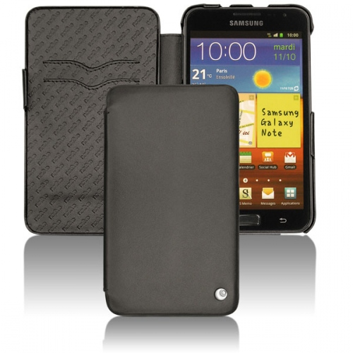 Samsung Galaxy Note leather case