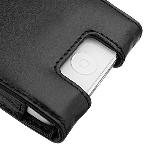 Pochette cuir Apple iPhone 5
