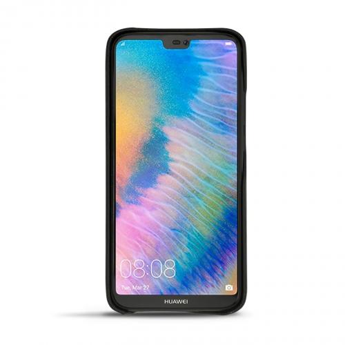 가죽 커버 Huawei P20 Lite