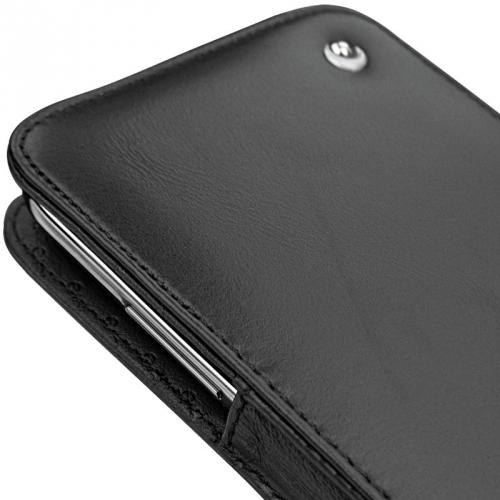 Pochette cuir Samsung Galaxy Note 2