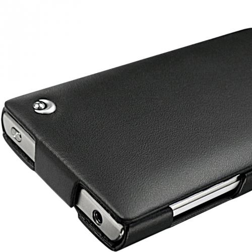 Housse cuir LG Optimus L7 P700