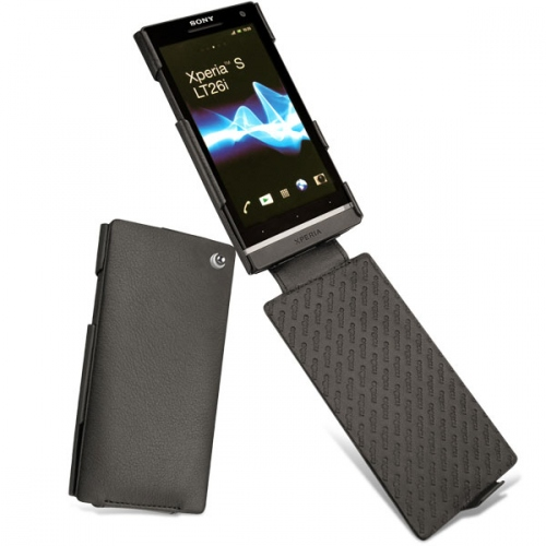 Sony Xperia S  leather case