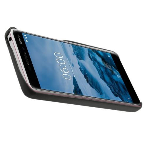 Coque cuir Nokia 6 (2018)