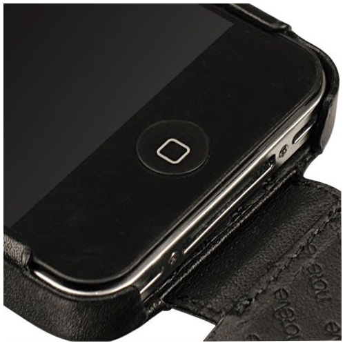 Housse cuir Apple iPhone 4