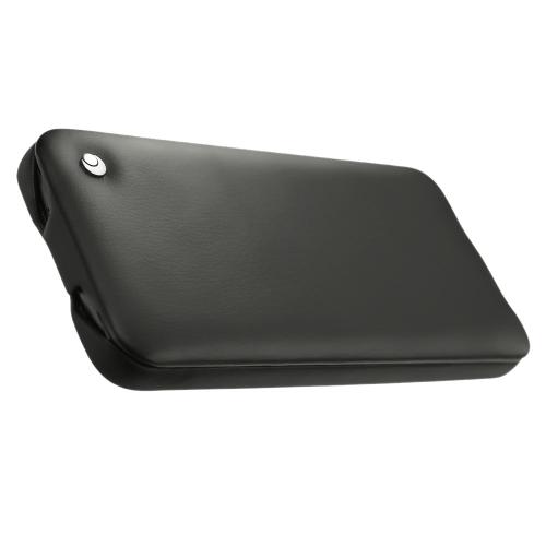 Housse cuir Huawei P20 Lite