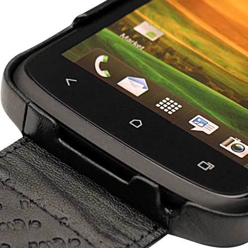 Housse cuir HTC One S