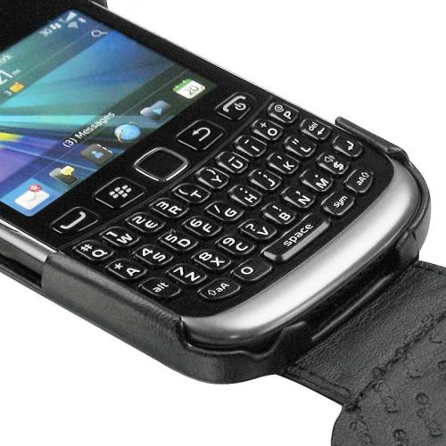BlackBerry Curve 9320  leather case