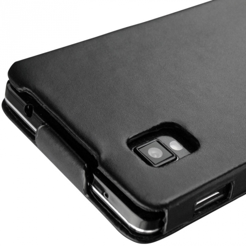 LG Optimus G  leather case