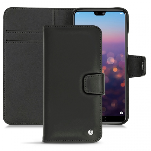 HuaweiP20 Pro leather case