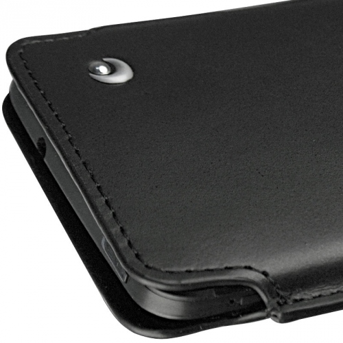 HTC One leather pouch