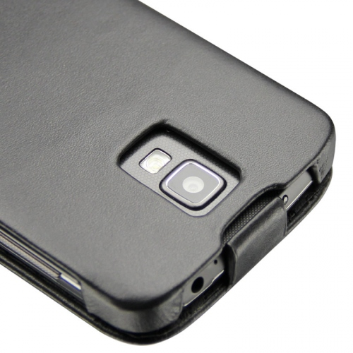 Samsung GT-i9295 Galaxy S4 Active  leather case