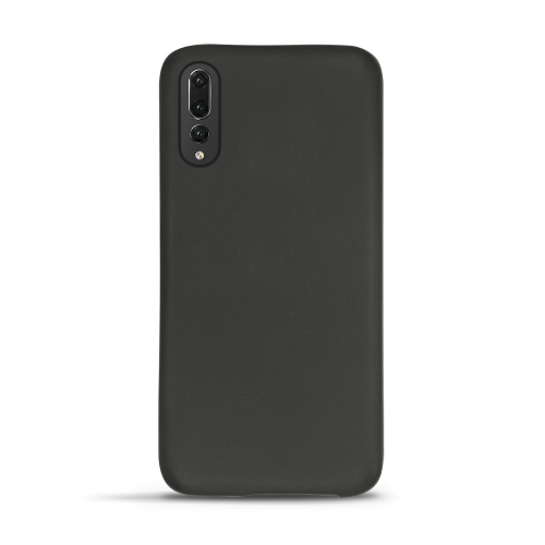 Huawei P20 Pro leather cover