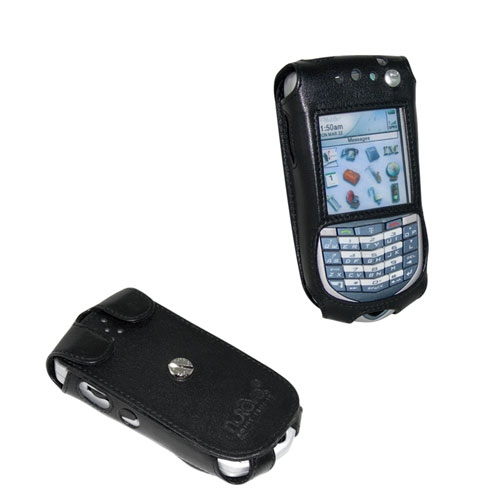 BlackBerry 7100i  leather case