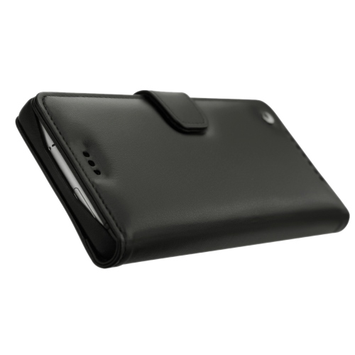 Sony Xperia XZ2 leather case