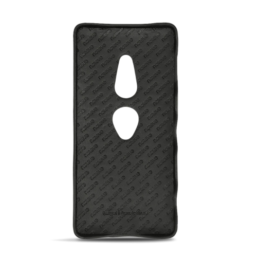 Sony Xperia XZ2 leather cover
