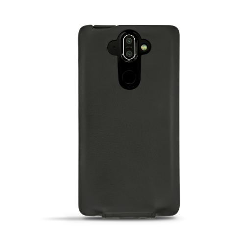 Housse cuir Nokia 8 Sirocco