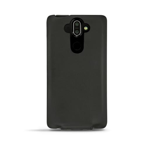 Nokia 8 Sirocco leather case