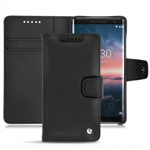 Nokia 8 Sirocco leather case