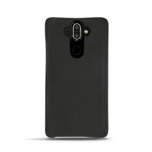 Coque cuir Nokia 8 Sirocco