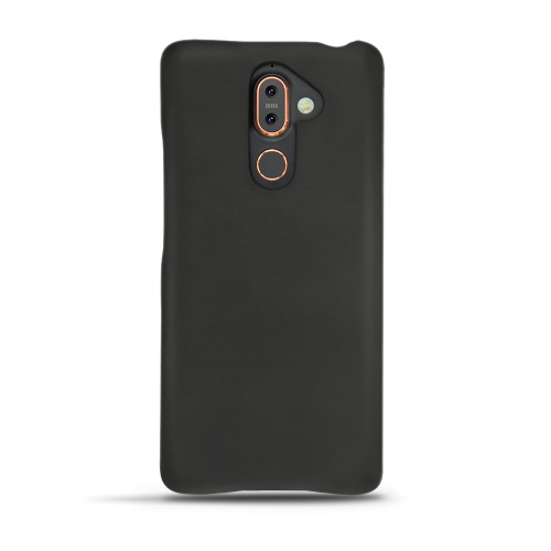 Nokia 7 Plus leather cover