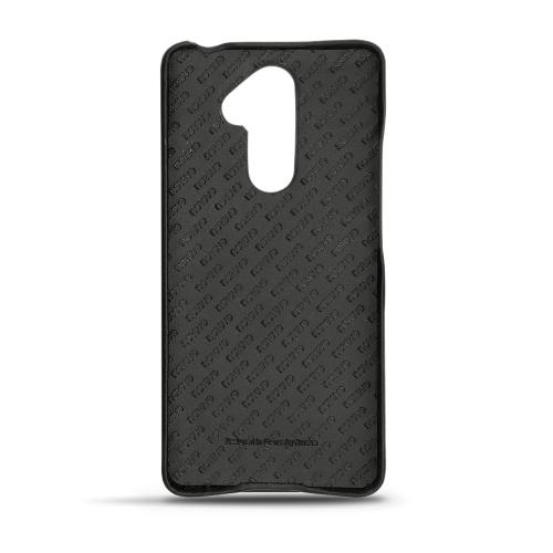 Nokia 7 Plus leather cover