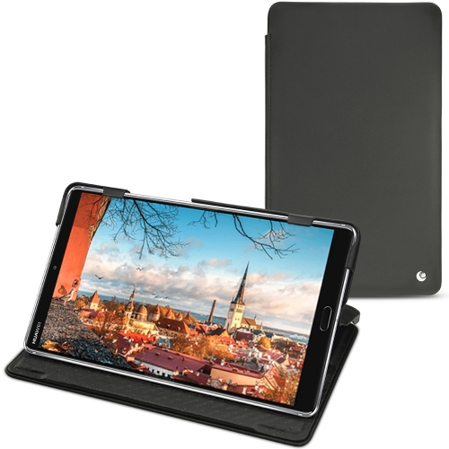 Funda de piel Huawei MediaPad M5 8