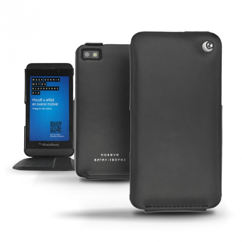 BlackBerry Z10  leather case