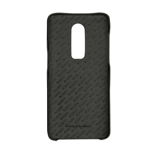 OnePlus 6 leather cover