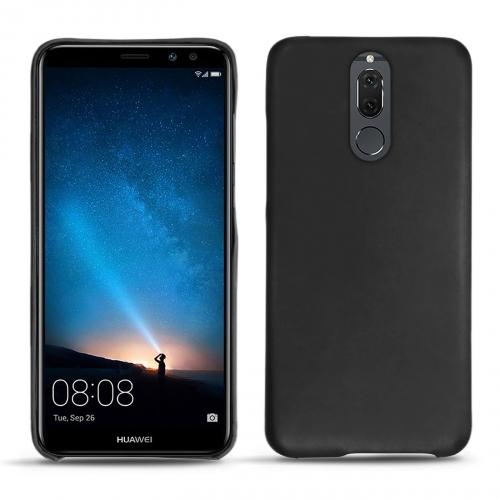 レザーケース Huawei Mate 10 Lite - Noir ( Nappa - Black )