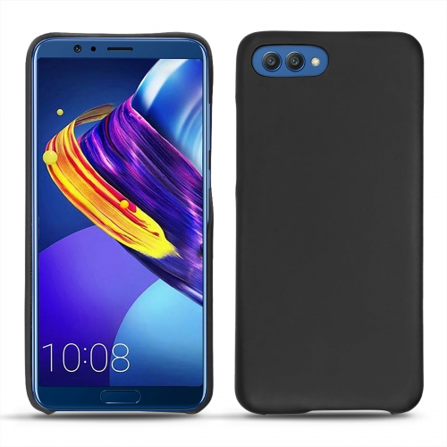 Coque cuir Huawei Honor View 10