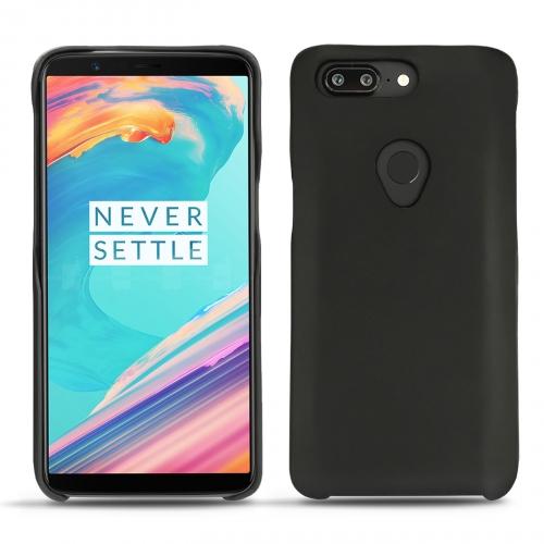 Custodia in pelle OnePlus 5T - Noir ( Nappa - Black )