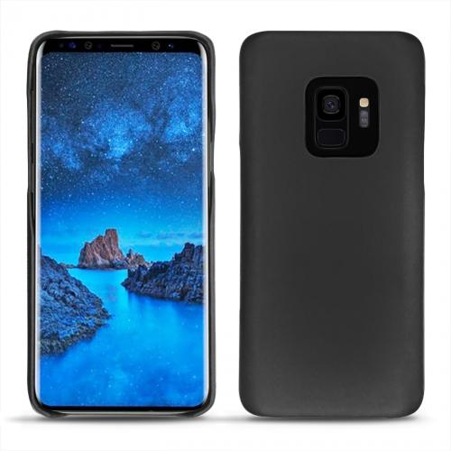 Custodia in pelle Samsung Galaxy S9 - Noir ( Nappa - Black )