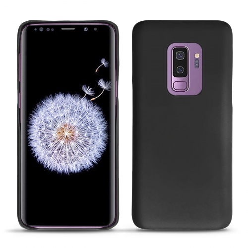 Samsung Galaxy S9+ leather cover